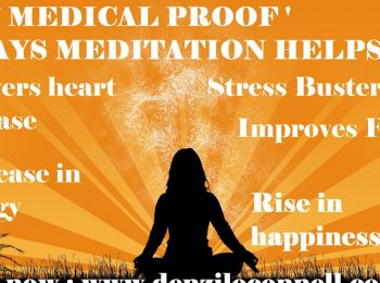 medical proof meditation helps video