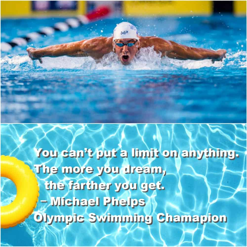 Top 10 Inspirational Sports quotes michael phelps final