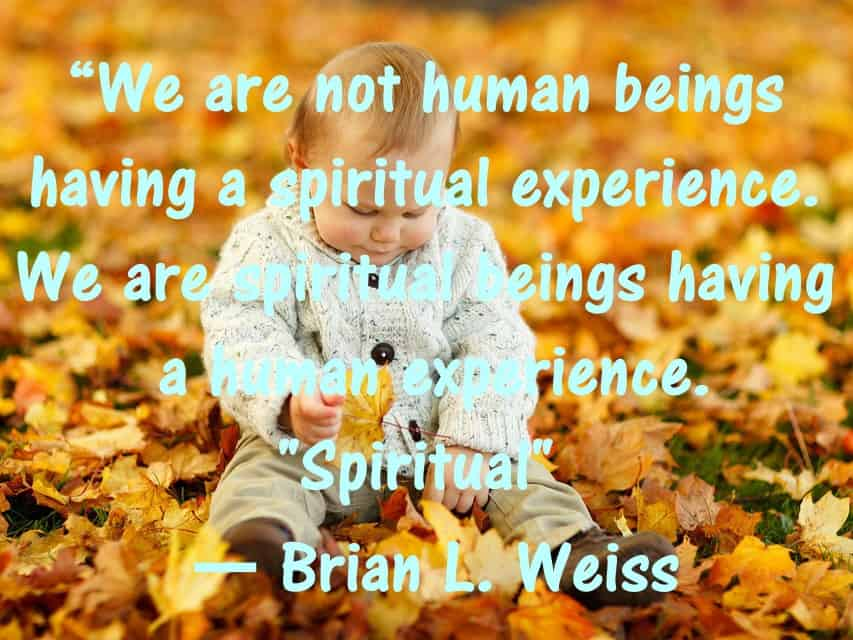 Spiritual Quotes by Brian Weiss about human and spiritual experience