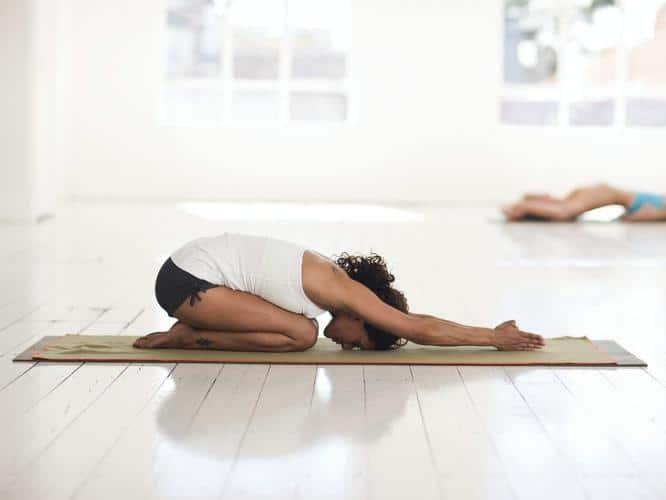 Childs Pose in Yoga, Childs Pose, Yoga Poses, Yoga Asanas, Yiga 101, Yoga Poses Images