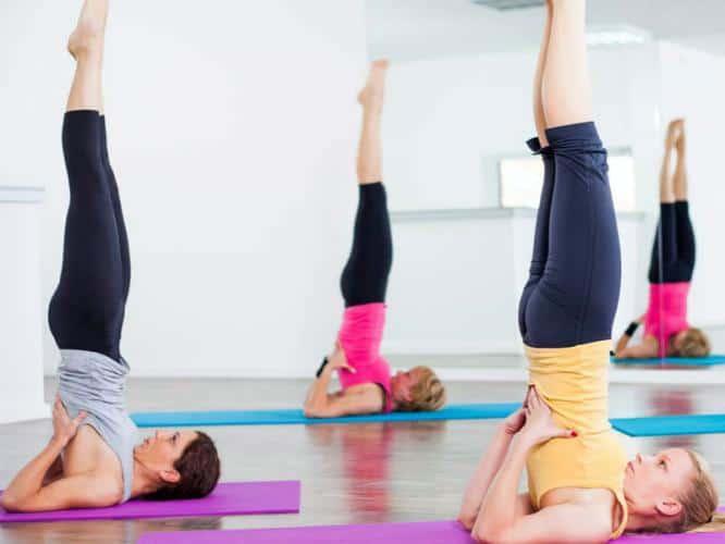 shoulder stand yoga, shoulder stand pose, shoulder stand benefits, shoulder stand pose yoga, shoulder stand muscles used, shoulder stand sequence, yoga poses, shoulder stand images, yoga 101