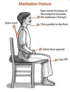 Chair-Meditation-posture
