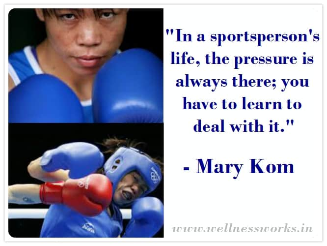 mary-kom-quotes-pressure-success