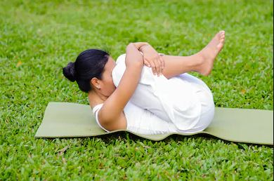 Yoga-pose-for-weight-gain-Pavanamuktasanaasana
