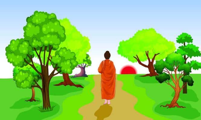 the-empty-boat-story-zen-lessons-on-anger-buddha-meditating-garden