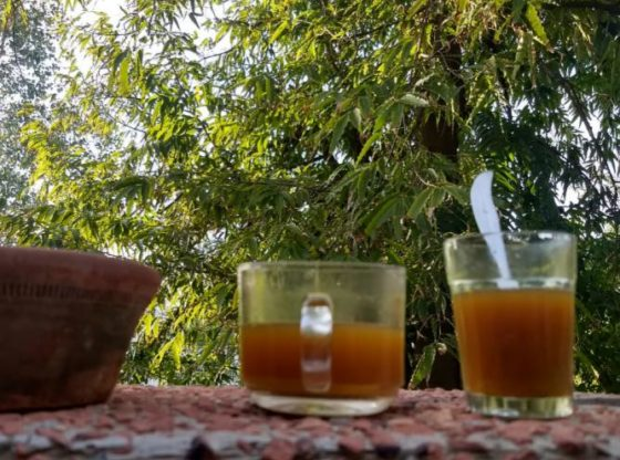 Drink-manjal-Kashayam-to-boost-immune-system-recipe