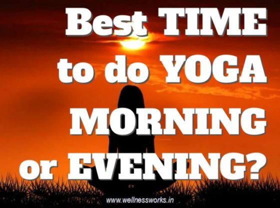 Best-time-to-do-yoga-morning-or-evening-and-why-images-pictures-rules-Yoga-Poses-Yoga-101
